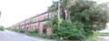 [旧広島陸軍被服支廠]北側の棟から南を望む