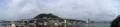 [向洋大原町]向洋大原町から対岸の黄金山を望む