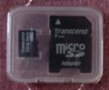 [Transcend]microSDHCカード TS8GUSDHC6