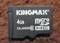 KM-MCSDHC6X4G カード表面