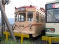 [広島電鉄2000形電車]2004号車(左)