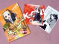 [コミック]けいおん!(3)「ディスクジャケット」「イラストカード」