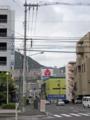 [商工センター]広島サンプラザ(東)交差点の南側から北を望む