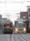 353号車(左)814号車(右)