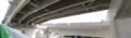 広島高速3号線 出島ランプ 入路