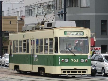 703号車