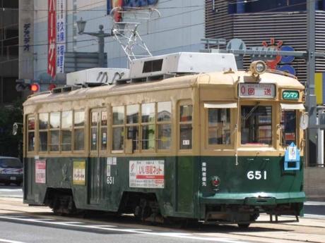 651号車