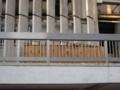 [旧広島市民球場]折り鶴展示室に使われていたスロープ?