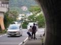 [呉市][天神鼻トンネル]トンネル通過中に奇声を上げた人々?