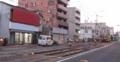 [広島電鉄]宇品二丁目 渡り線交換工事