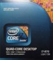 Intel  Core i7 i7-870 パッケージ