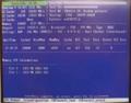 [NEC][PC-VG32SVZGL]Memtest86+ v4.00 画面表示
