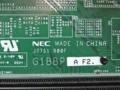 [NEC]マザーボード G1BBP A F2.