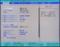 PCVG32SVZGL BIOSセットアップ画面