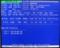 Memtest86+ v4.10 画面表示