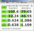 [CrystalDiskMark][HGST]HDT721010SLA80