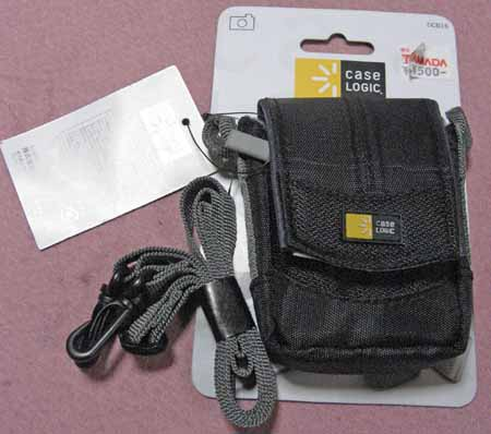 輸入扱いH&S社 CASE LOGIC DCB16