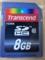 SDHC card 8GB Class10 TS8GSDHC10