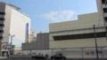 デオデオ第二本店建設予定地 ビル解体工事現場
