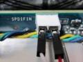 [ZOTAC]GeForce 9600GT-GE SPDIFコネクタ3pinと1pin×2ケーブルコネクタ