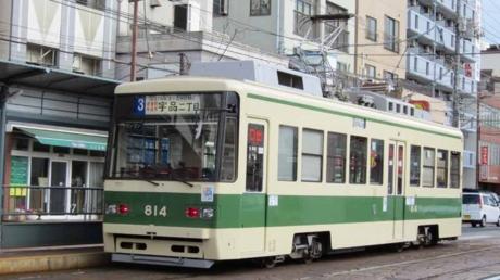 814号車