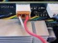 [ZOTAC]GeForce 9600GT-GE SPDIFコネクタ3pinと自作3pinケーブル