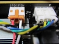 [ZOTAC]GeForce 9800GT Eco SPDIFコネクタ3pinと自作3pinケーブル