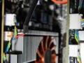 [ZOTAC]GeForce 9800GT EcoとGeForce 9600GT-GEのS/PDIF端子部分