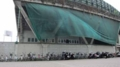 旧広島市民球場の北側にある自転車とか