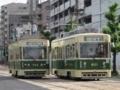 [広島電鉄700形電車][広島電鉄800形電車]704号車 / 801号車