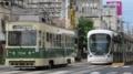 [広島電鉄700形電車][広島電鉄5100形電車]704号車/ 5104編成