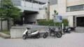 [旧広島市民球場]広島バスセンター西駐輪場の南側