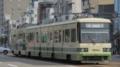 [広島電鉄700形電車][広島電鉄3800形電車]3802編成