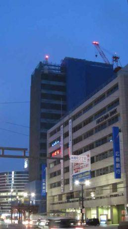 紙屋町プロジェクト・広島銀行本店ビル