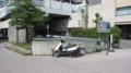 [旧広島市民球場]広島バスセンター西自転車等駐車場南側