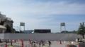 [旧広島市民球場]旧広島市民球場 南側