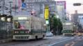 [広島電鉄700形電車][広島電鉄700形電車]702号車 / 701号車