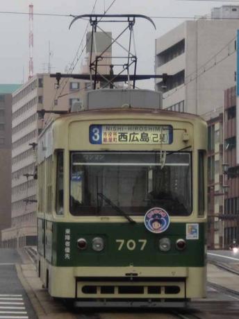 707号車