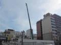 デオデオ第二本店建設工事現場