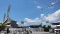 旧広島市民球場 南側