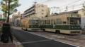 [広島電鉄800形電車][広島電鉄700形電車]801号車 / 707号車
