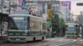 [広島電鉄800形電車]812号車 / 810号車