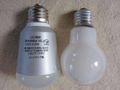 Panasonic LED電球 LDA4DA1 / 白熱電球(シリカ電球)38W