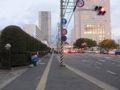 [広島バス]広島駅新幹線口28番バス停跡