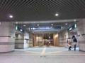 [紙屋町シャレオ]広島トランヴェールビルディング 出入口