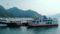 宮島1号桟橋 と ななうら丸