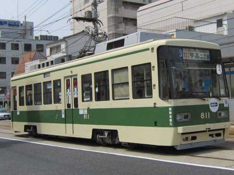 811号車