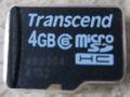 [Transcend]microSDHC TS4GUSDC6