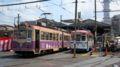 [広島電鉄3000形電車][広島電鉄1150形電車][広島電鉄200形電車]3004編成 / 1156号車 / 238号車