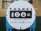 開業100周年ヘッドマーク